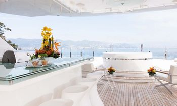 M/Y RESILIENCE Offers 15% Discount on Ibiza Charters