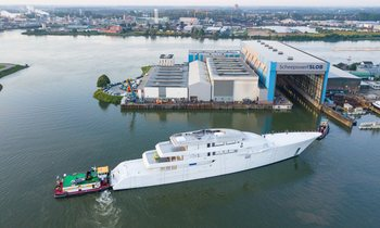 In-build Feadship superyacht 'Project 1009' unveiled