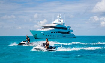 M/Y 'Casino Royale' reduces rate for summer charter vacations