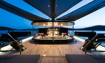 S/Y 'Rox Star' Opens for America's Cup Charter