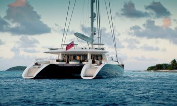 S/Y HEMISPHERE opens for Tahiti yacht charters