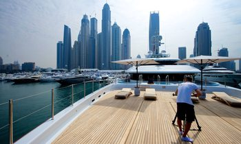 Dubai International Boat Show Day 1 Video