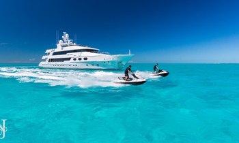 M/Y 'Casino Royale' Open In The Mediterranean