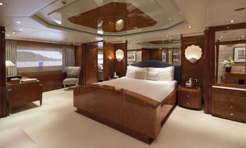 M/Y STARFIRE Releases Prime-Time Availability
