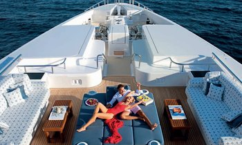 Ten of the Best Superyachts for a Holiday Season Charter