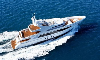 Australis Available for Charter