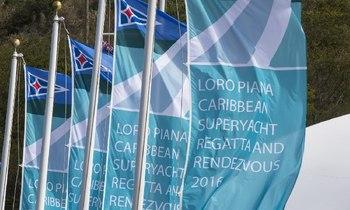 Charter Yacht Success at Caribbean Regatta