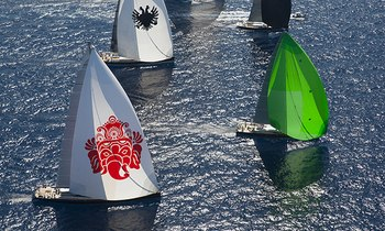 Yachts Head To The Superyacht Cup Palma