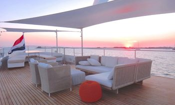 Early Bookings Offer on M/Y SULTANA