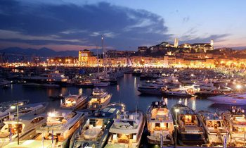 M/Y IDOL Low Rate for Cannes Film Festival
