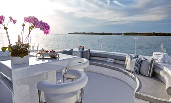 Unmissable July charter discount with Feadship M/Y HIGHLANDER