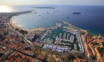 Charter Yachts Sign Up to Cannes Yachting Festival
