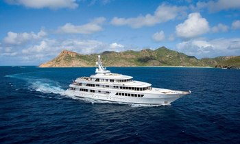 Feadship Completes Refit of Utopia