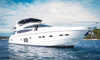 Freshly refitted 26m motor yacht INSIEME now available for Croatia yacht charters