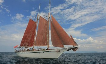 Adventure to South East Asia on S/Y DALLINGHOO