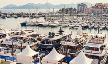 Cannes Lions 2019: The most impressive charter yachts on the scene