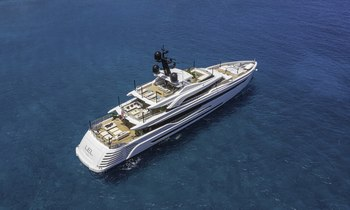 Charter fleet welcomes recent entrant 50m motor yacht LEL to its ranks