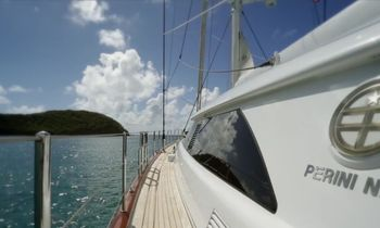S/Y 'State Of Grace' Open To Charter For St Barts Bucket