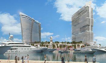 New Superyacht Marina Opens In Miami