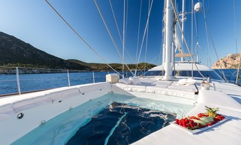 Alloy S/Y Q opens for charter in the Grenadines