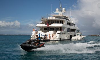 Book M/Y TRENDING in June and Save 15%