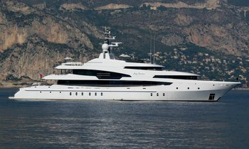 M/Y 'Lady Christina' Receives ISS Nominatoin