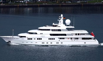 72m Motor Yacht Titania Available for Charter