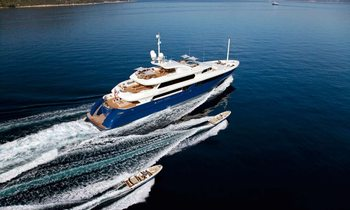 MARY JEAN II Yacht Ready for Winter Charters