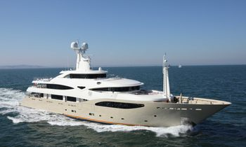 Turkey charter special: last-minute availability for 60m superyacht LIGHT HOLIC