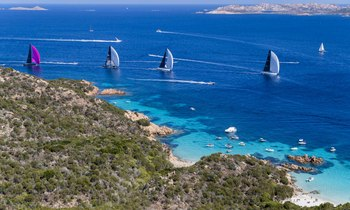 Video: Highlights from the Maxi Yacht Rolex Cup in Porto Cervo