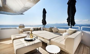 M/Y JURATA Offers No Delivery Fees in Sardinia