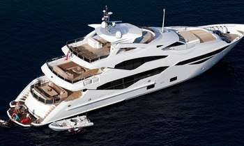 New M/Y JACOZAMI Joins Charter Fleet