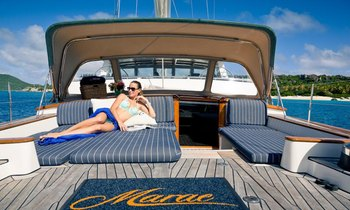 Charter Yacht MARAE Reduces Weekly Rate