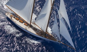 Mediterranean charter deal: S/Y ELENA offers special rates