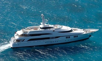 Charter DIAMOND A in the Caribbean
