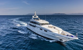 M/Y FERDY Open for Charter in Corsica and Sardinia