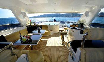 Summer Discount on Motor Yacht ANNABEL II