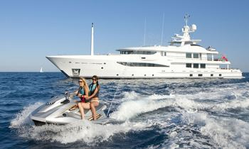 M/Y SPIRIT Open for Last-Minute Charters in Ibiza