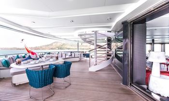 M/Y SALUZI Offers Winter Special In South East Asia