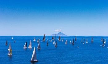 Sailing Yachts Gather for Les Voiles de Saint Barth