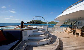 Superyacht AUDACIA Available in Turkey