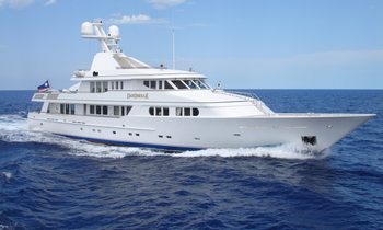 M/Y DAYBREAK Open For Charter In The Bahamas