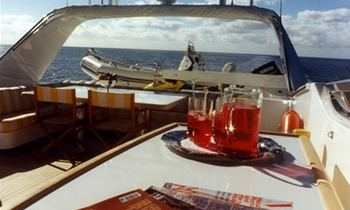 M/Y CAROM Available for Charters in Ibiza
