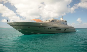 Caribbean yacht charter deal: M/Y 'Tender To' reduces rates
