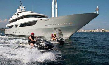 Mediterranean charter deal: Save 30% on board M/Y RARITY