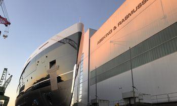 Abeking & Rasmussen launch brand new 75m M/Y ELANDESS