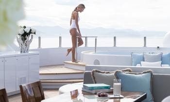 M/Y TURQUOISE Unveils Gap in Charter Calendar