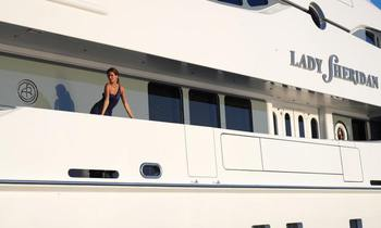 M/Y 'Lady Sheridan' Signs Up to Fort Lauderdale Boat Show