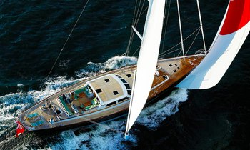 S/Y WHISPER Reduces Rate In The Caribbean