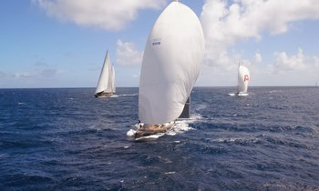 Charter Yachts Prepare for Superyacht Challenge